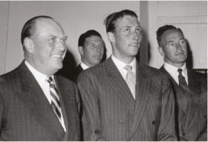 At the inauguration of the first laboratory in 1960 both King Olav and Crown Prince Harald participated. Photo: SINTEF Energy Research