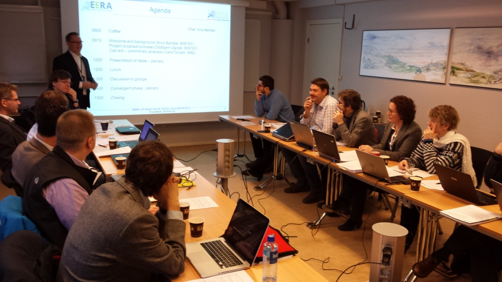 Knut Samdal EERA Workshop January 2015