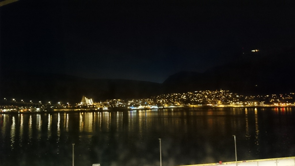 Tromsø by afternoon (Photo: Dag Eirik Nordgård)