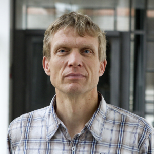 Professor Vincent Eijsink, NMBU - winner of the Bioenergy Innovation Award 2015.