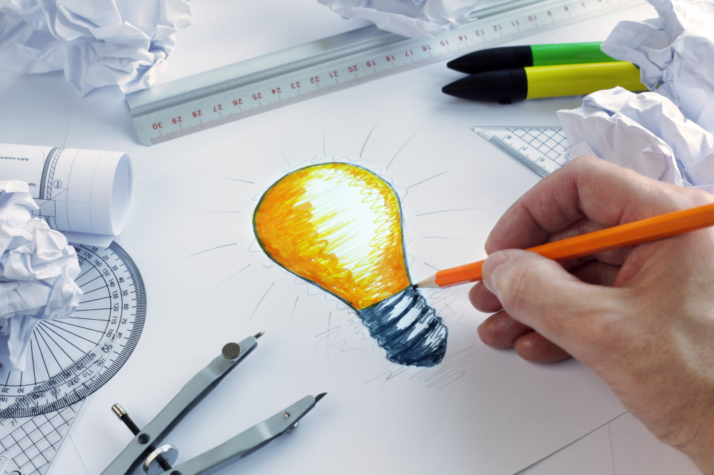En lys ide (Photo: Shutterstock)