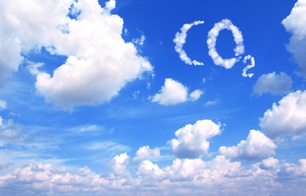 CO2 (Photo: Shutterstock)