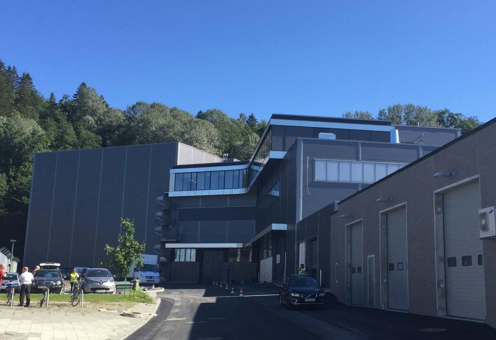 SINTEF Energy Lab (Foto: Anne Steenstrup-Duch)