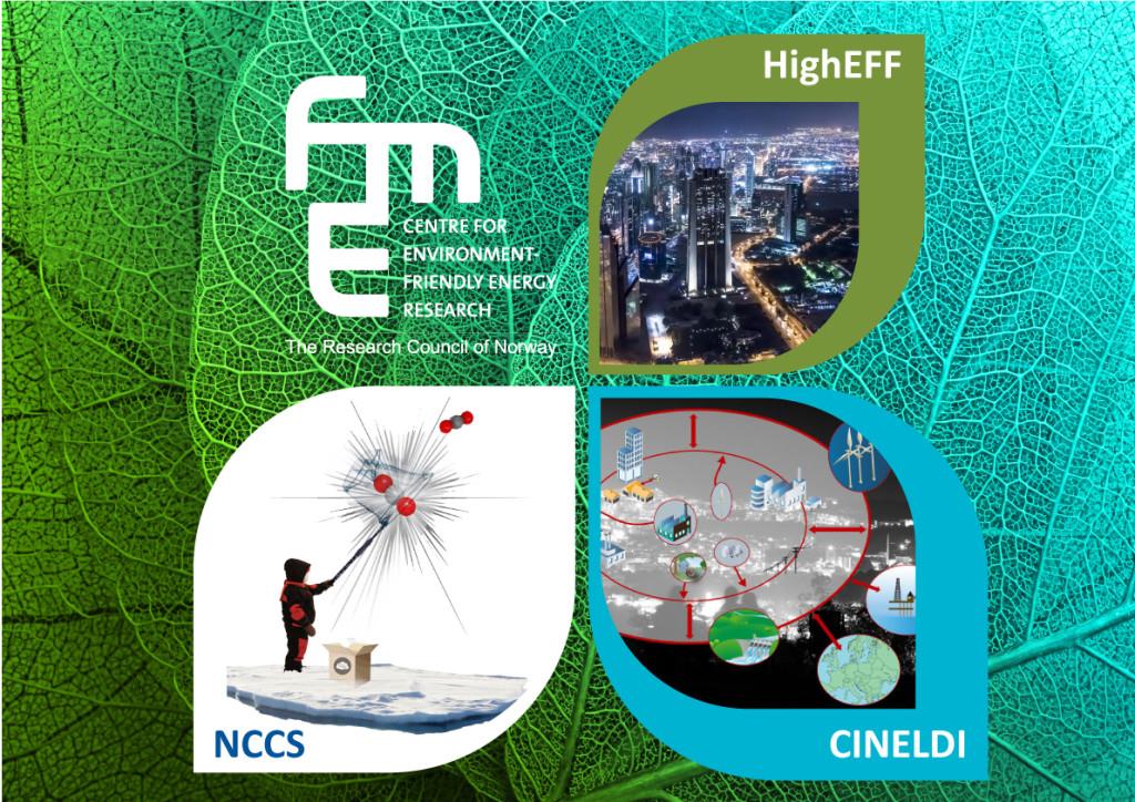 Tre nye FEM sentre til SINTEF Energi