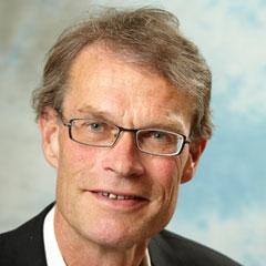 Trygve Riis fra Norges Forskningsråd