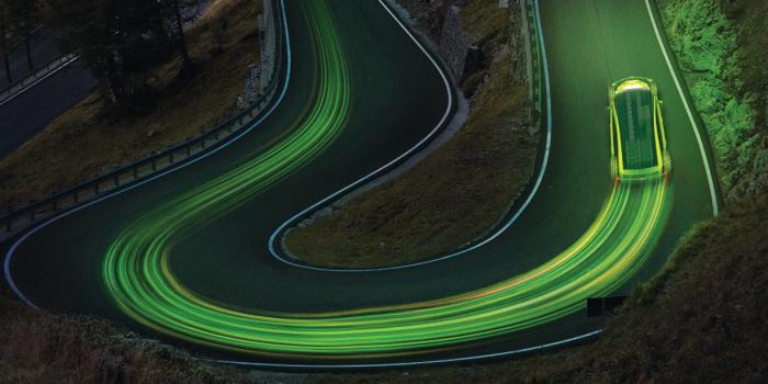 SINTEF anbefaler at Norge stiller seg åpen til innføring av intelligente transportsystemer og legger til rette for at vi kan ta en ledende rolle i videre utvikling og pilotering av slike systemer. (Foto: Geir Mogen)