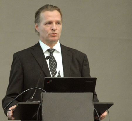 Geir Skaugen at GHGT-13