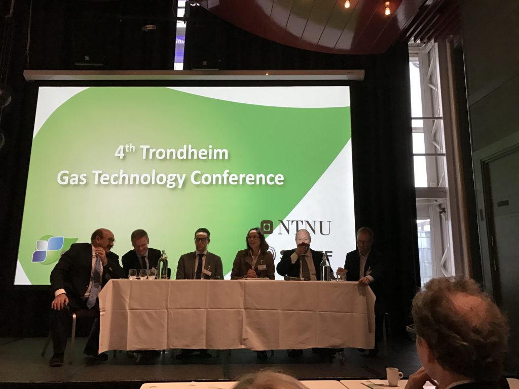 Panel debate: What is the role of gas R&D to realise the future energy market?