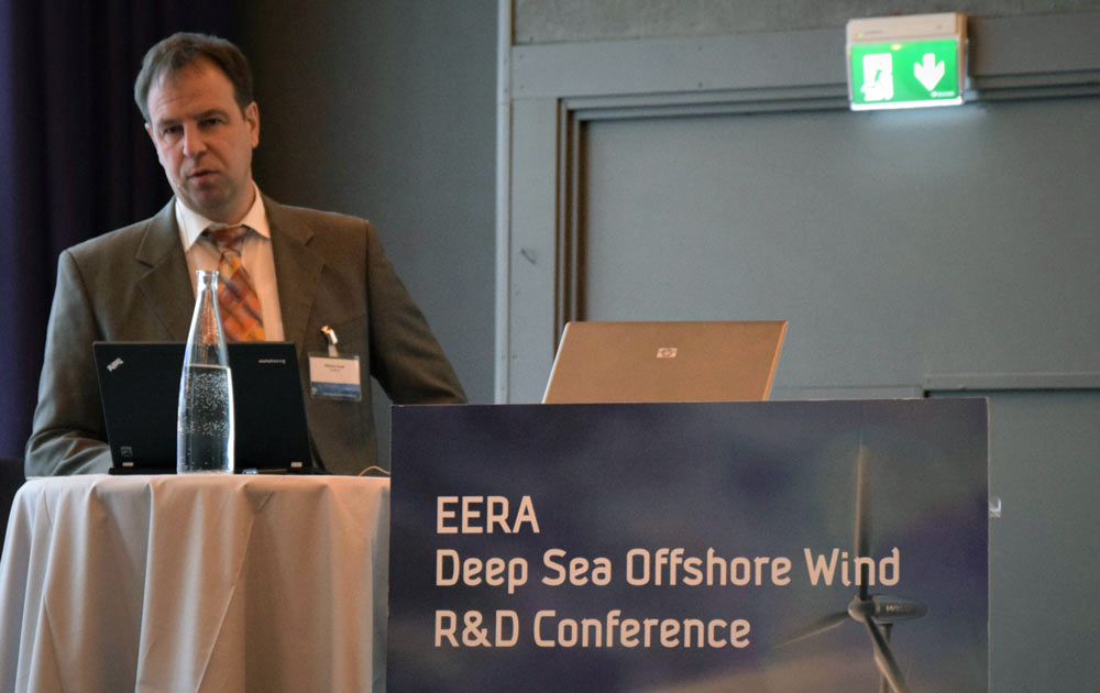 A new approach for going offshore, Frank Richert, SkyWind