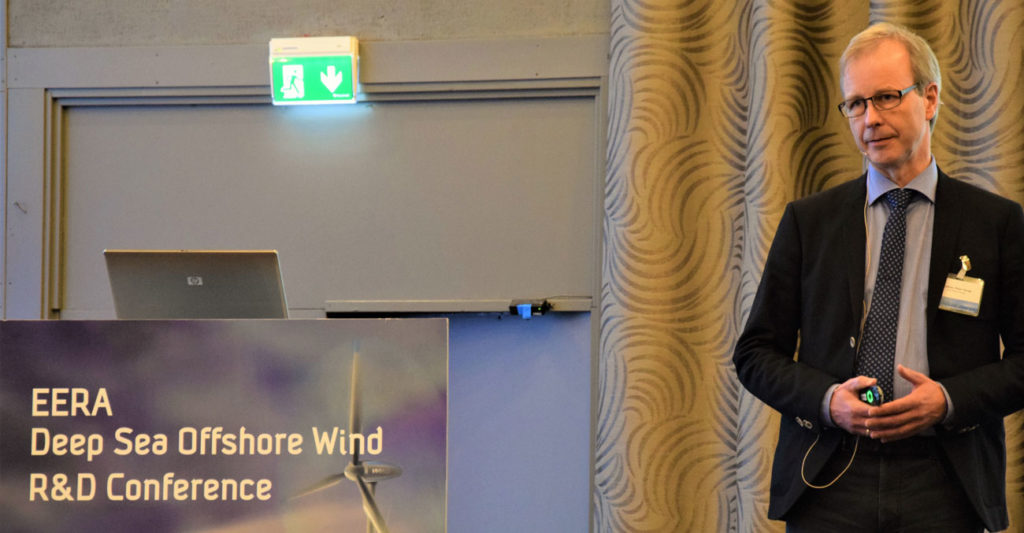 European wind research cooperation - Peter Hauge Madsen, DTU