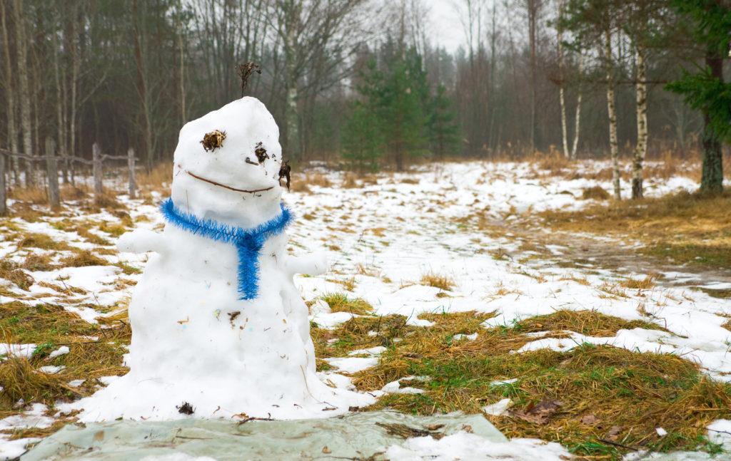 snowman shutterstock_9667234
