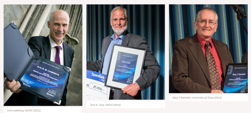 CCS Award winners