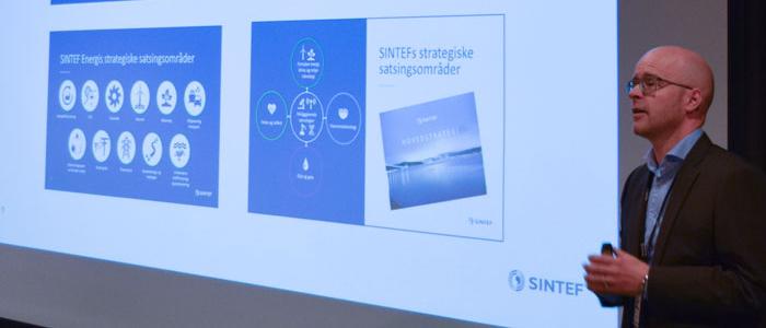Sommerforskere i SINTEF, betraktninger ved forskningssjef ved avdeling Elkraftteknologi Dag Eirik Nordgaard