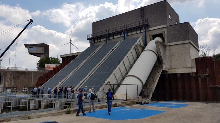 Ham hydropower plant
