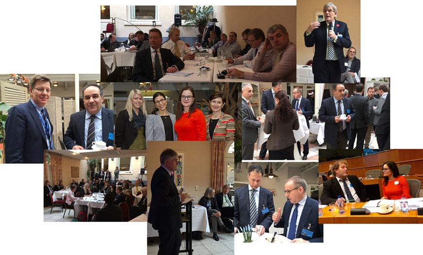 GATEWAY stakeholder meetings (2015-2017)