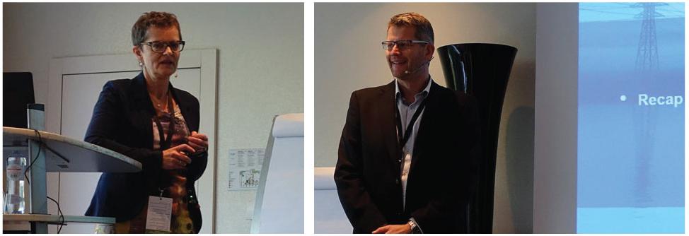 Gerd Kjølle og Oddbjørn Gjerde