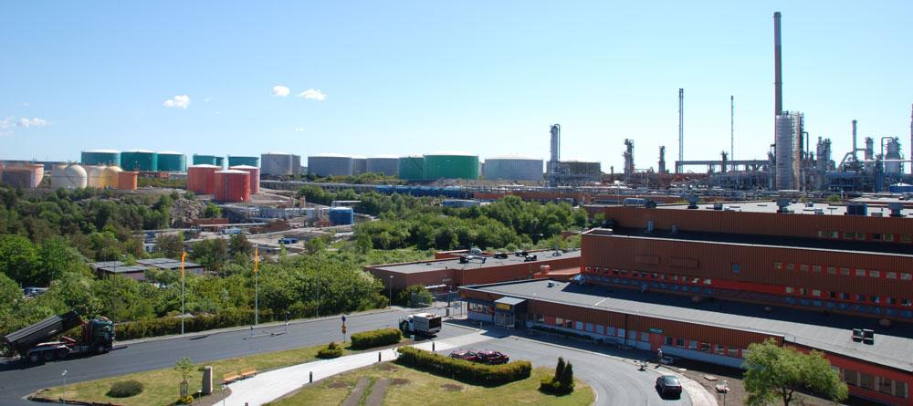 Lysekil facility