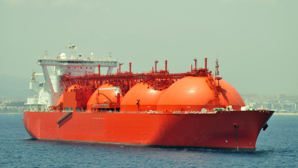 LNG carriers may load/unload in vulnerable locations