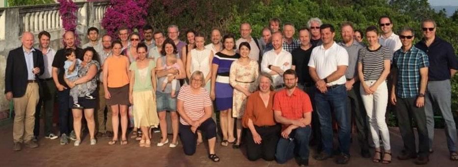 Participants at CCS Forum 2018