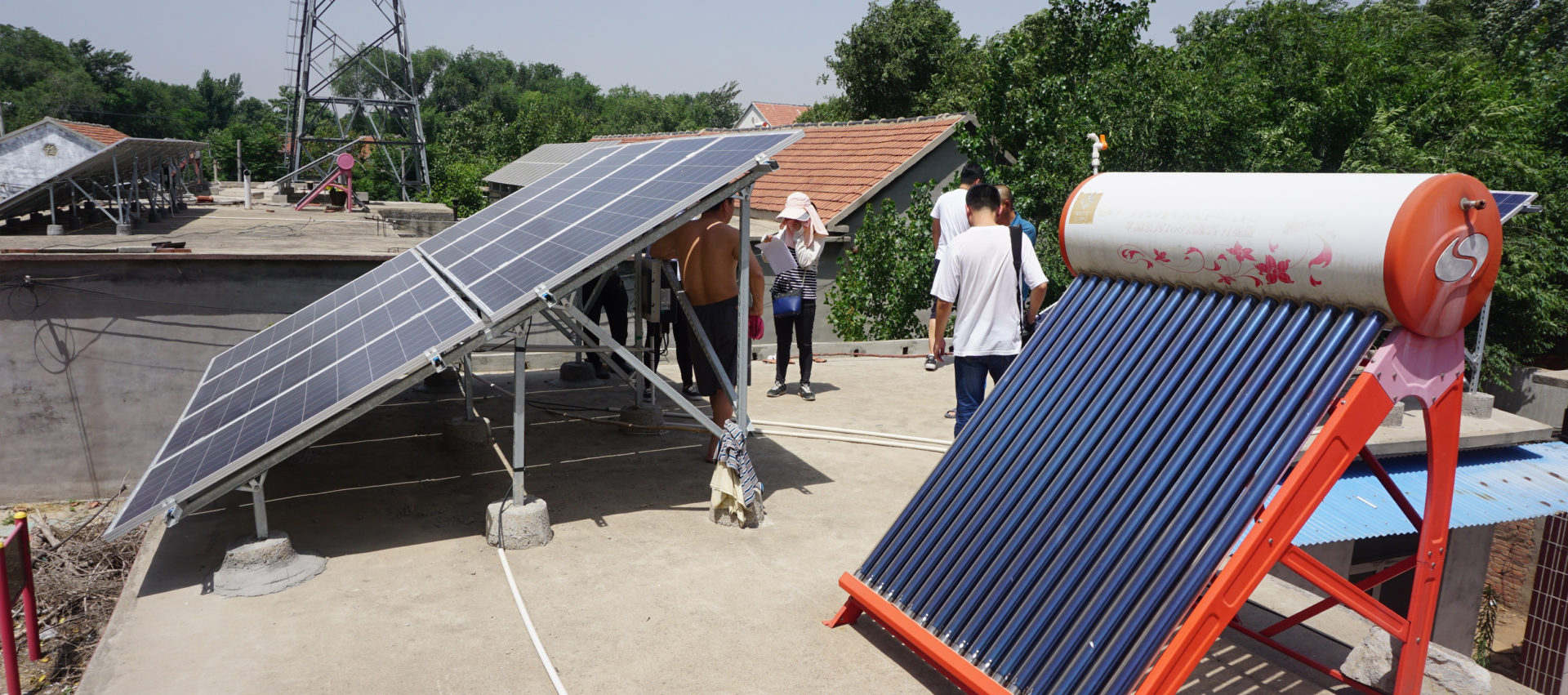 Why Does China Use Rooftop Solar Pv Technology