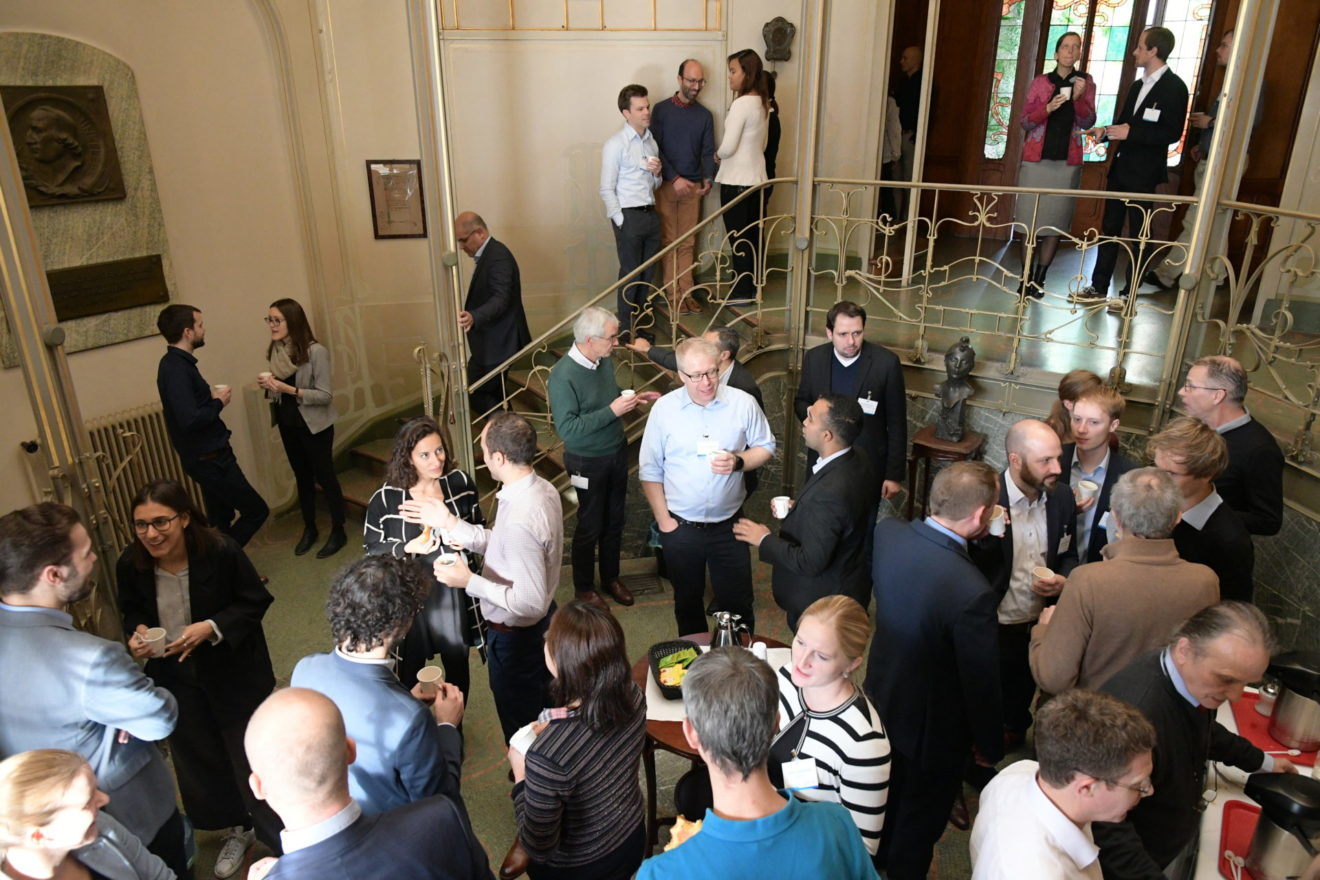 ELEGANCY Consortium meeting in a historic setting