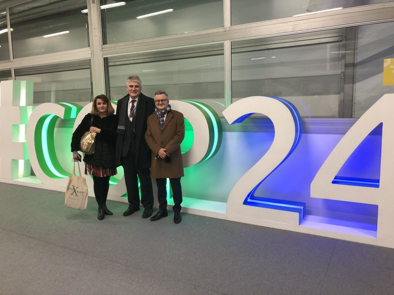 At the COP24: Are we going to save the planet?