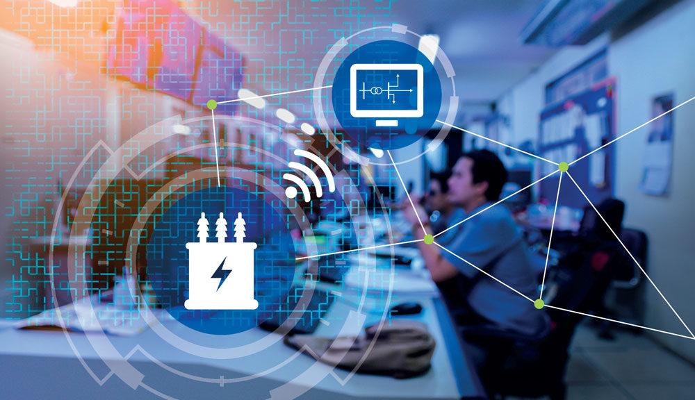 Smart grid control centre