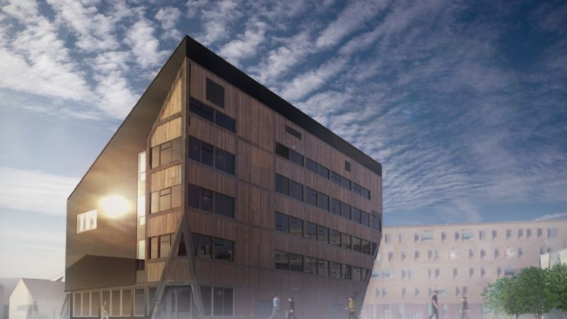 New ZEB laboratory in Trondheim, Norway