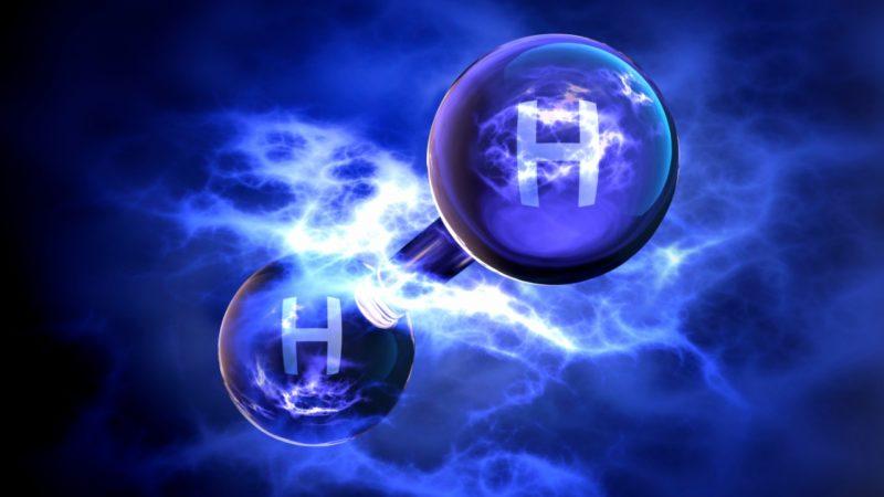 Hydrogen molecule concept