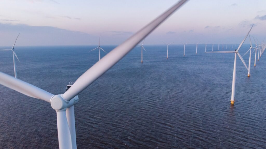 Offshore wind turbine research