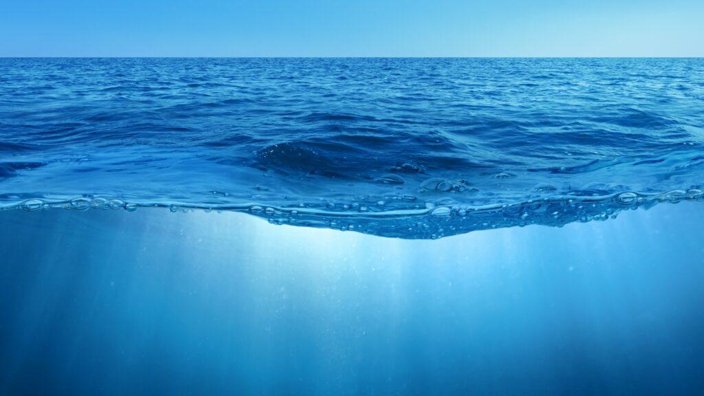 CO2 storage under the sea